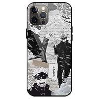 呪術廻戦 Jujutsu Kaisen iPhone11 IPHONE 11 アイフォン11 スマートフォン アイフォン ケース 強化 ガラス 鏡面ガラス ハードケース アニメカバー 携帯カバー スマホケース スマホカバー レンズ保護 (39)