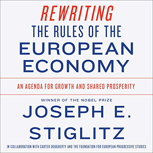 『Rewriting the Rules of the European Economy』のカバーアート