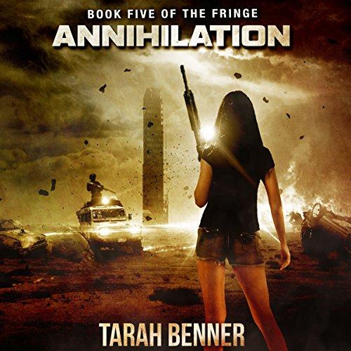 Annihilation cover art