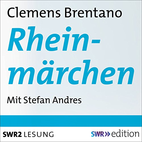 Rheinmärchen audiobook cover art