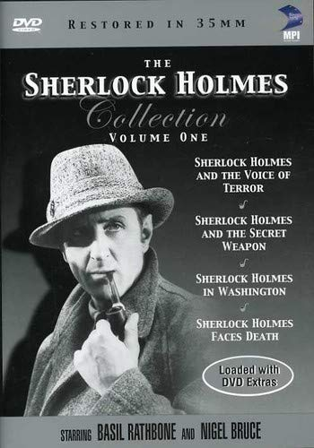 The Sherlock Holmes Collection, Vol…