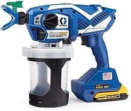 Graco Ultramax Airless HH Cordless 2B accu-lakpistool, 240 V, artikelnummer 17P258