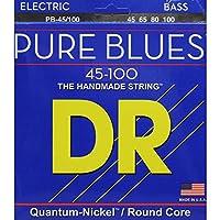DR PURE BLUES PB-45/100 MEDIUM-LITE エレキベース弦×2セット
