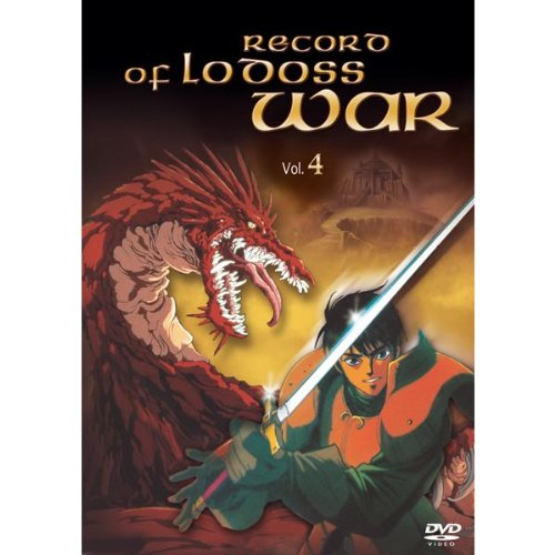Record of Lodoss War Vol. 4 - Episoden 11-13