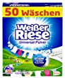 Weißer Riese KraftPulver Waschpulver Test