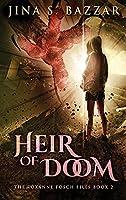 Heir of Doom: Large Print Hardcover Edition (Roxanne Fosch Files)