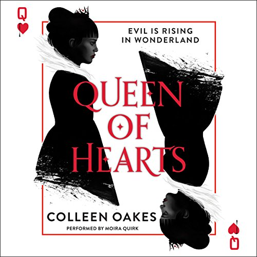 Queen of Hearts Titelbild