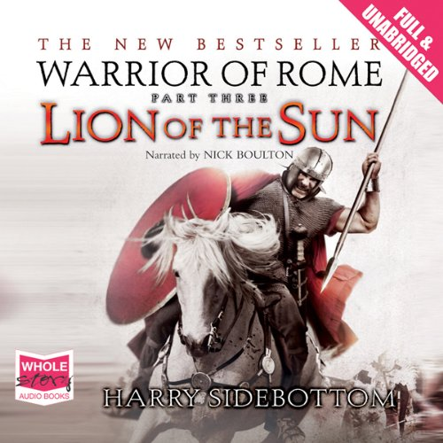 Lion of the Sun cover art