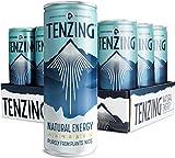 Tenzing Bebida Energética e Isotónica 100% Natural con Vitamina C para reforzar el sistema inmune - Paquete de 24 x 250 ml