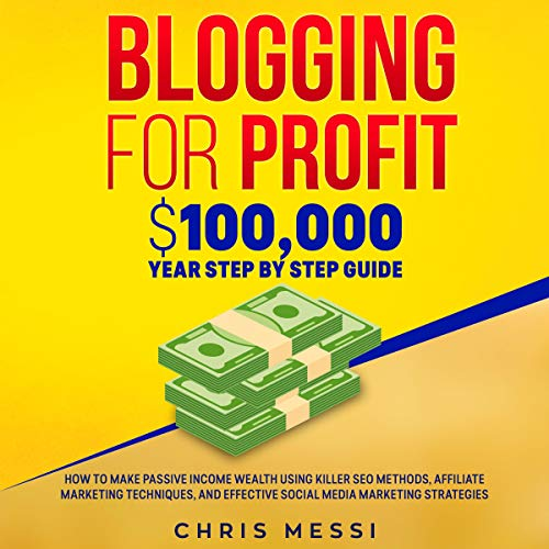 Blogging for Profit cover art