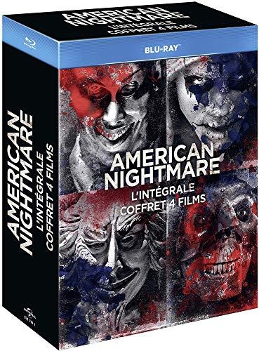 L'intégrale 4 films American Nightmare en Blu-Ray