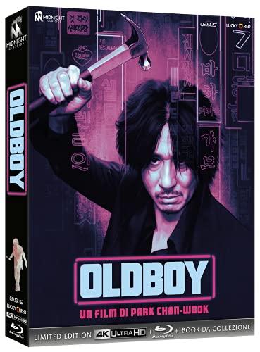 Oldboy (4k+Br) [Italia] [Blu-ray]