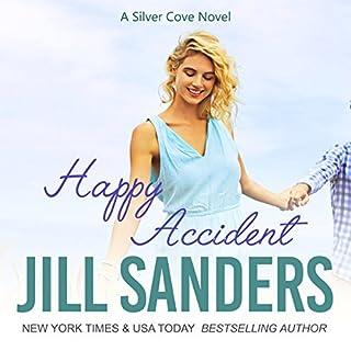 Happy Accident audiobook cover art