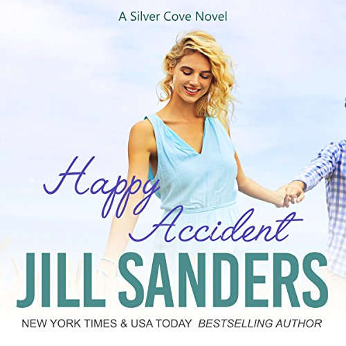 Happy Accident audiobook cover art