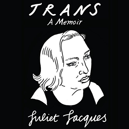Trans audiobook cover art