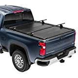 RetraxPRO XR Retractable Truck Bed Tonneau Cover | T-80484 | Fits 2020 - 2021 Chevy Silverado & GMC Sierra HD 6.9' 2500/3500 (does not fit with factory side storage boxes) 6' 10' Bed (82.2')