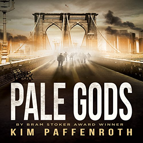 Pale Gods audiobook cover art
