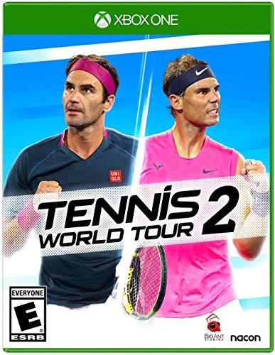 Tennis World Tour 2 for Xbox One [USA]
