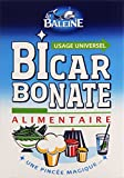 La Baleine Bicarbonate Alimentaire 800 g - Lot de 4