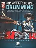 Pop, R&B & Gospel Drumming: Book with 3+ Hours of Video Content