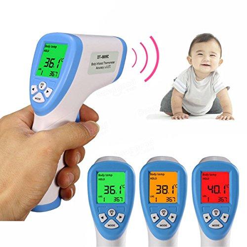 Termómetro frontal de infrarrojos para bebé Triecoworld