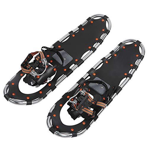 Faviu Raquettes à Neige, Fabrication Flexible Robuste pour la randonnée