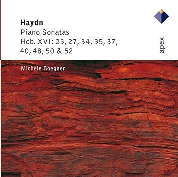 Haydn : Piano Sonatas  -  APEX
