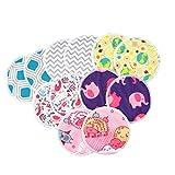 SUPVOX 12 Piezas Almohadillas de Lactancia Discos de Lactancia para Pérdida de Leche de Maternidad