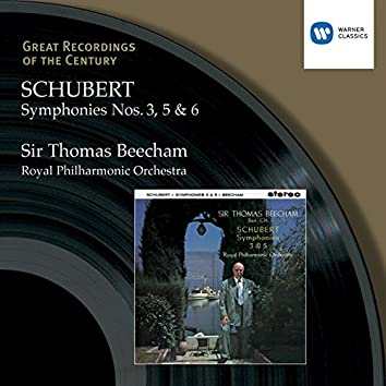 Schubert: Symphonies 3,5 & 6