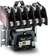 SCHNEIDER ELECTRIC 8903LO60V02 Lighting Contactor 600-Vac 30-Amp L Electrical Box