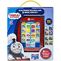 Thomas & Friends Me Reader Electronic Reader & 8-Book Library PI Kids (Hardcover)