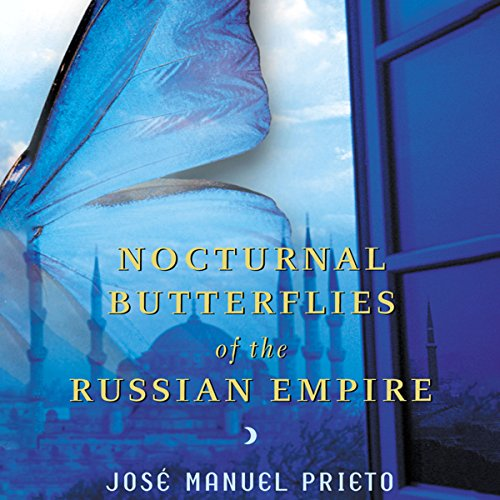 Nocturnal Butterflies of the Russian Empire audiobook cover art