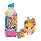 Vip Pets Color Boost S3 - Muñeca perrita Sorpresa Coleccionable con Pelo Largo para peinar 30cm, con Accesorios y Tiza de Pelo; Regalo, Juguetes, muñecas para niña y niño 3-9 años