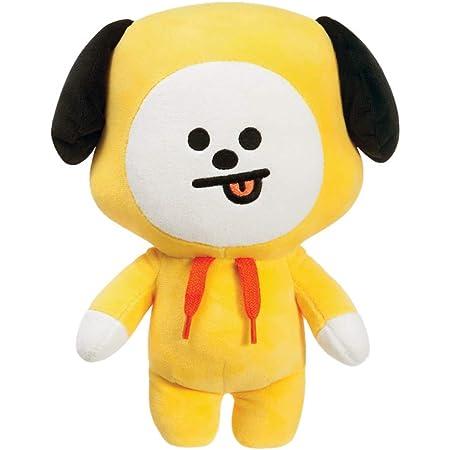 AURORA BT21 Oficial Merchandise, CHIMMY Soft Toy Medium, 61317, Amarillo