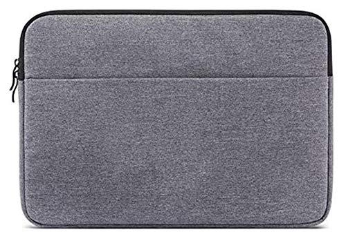 ZRH Accesorios De Pestañas para Huawei MediaPad T3 T1 S8-701U 8, Bolsa De Manga Protectora Funda De Tableta para Huawei MediApad M2 M3 Lite 8 S7-721U (Color : Dark Grey)