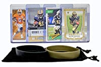 Alvin Kamara Football Cards (4) Assorted Bundle - New Orleans Saints Trading Card Gift Set