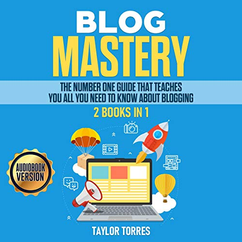 Blog Mastery cover art