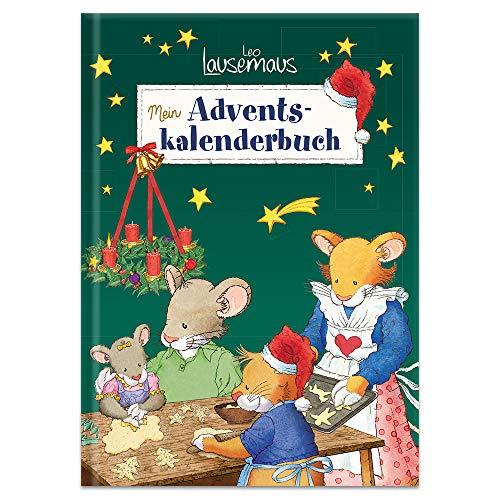 Leo Lausemaus - Mein Adventskalenderbuch
