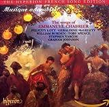 Emmanuel Chabrier: Musique Adorable! - Die Lieder