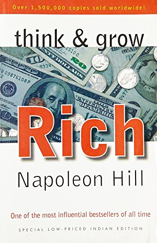 Think and Grow Rich [Paperback] [Jan 01, 2007] Napoleon Hill