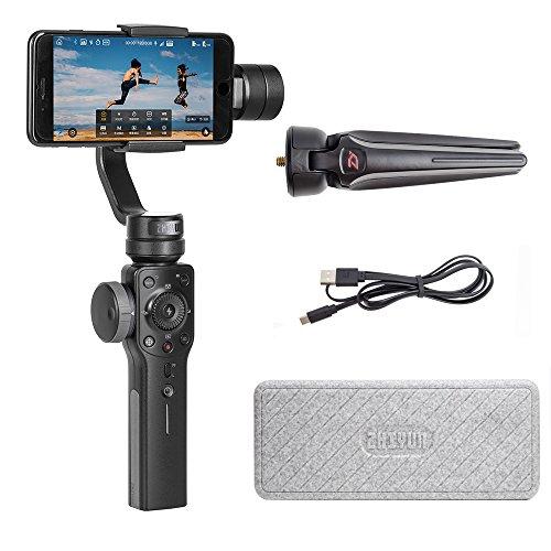 Zhiyun Smooth 4 with Shotgun Video Microphone