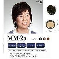 モグ ルピシオ MM-25 フロント12cm/トップ12cm/ネープ14cm 2(栗色)