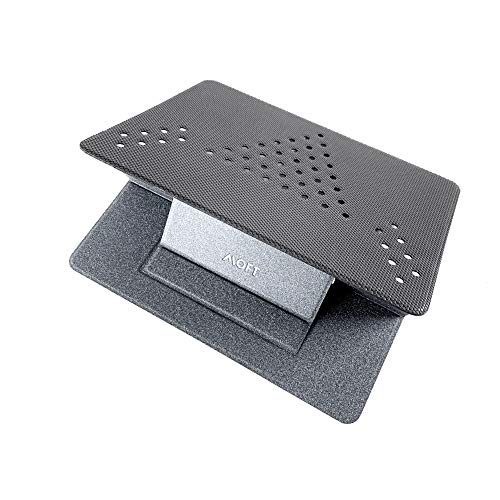MOFT MINIノートパソコンスタンド 軽量ノートパソコンスタンド MacBook/Air/Pro タブレット ノートパソコン対応 最大15.6インチ 特許取得済み (Universal)
