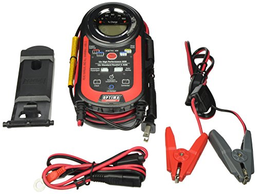 Optima Digital 400 12V Performance Maintainer and Battery Charger - 150-40000