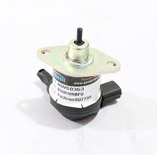 Solenoide de combustible motor cortacésped excavadora tractor generador 17208-60015 para Kubota D905 D1005 D1105 V1205 V1305 V1505