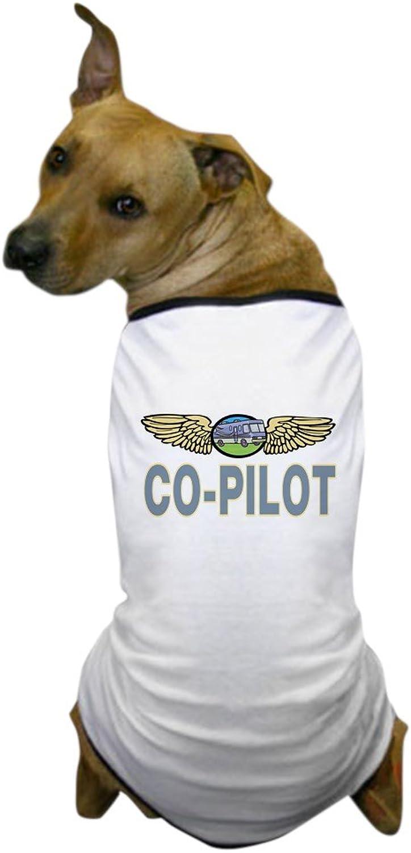 CafePress  RV CoPilot Dog TShirt  Dog TShirt, Pet Clothing, Funny Dog Costume