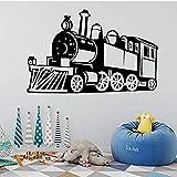 Je veux conduire mon bien-aimé Little Train Kids Room decoration 30X47cm art quote Wall Sticker,Decal amovible,décor à la maison,affiche murale étanche,papier peint en vinyle en PVC