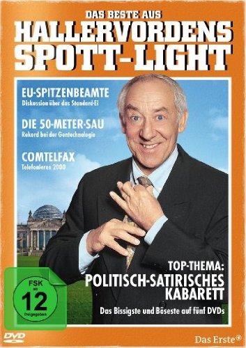Das Beste aus Hallervordens Spott-Light (5 DVDs)