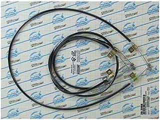 EZ Slider Cable Set, 1966 Chevrolet Full Size Models w/AC (3Pcs) #26-3066