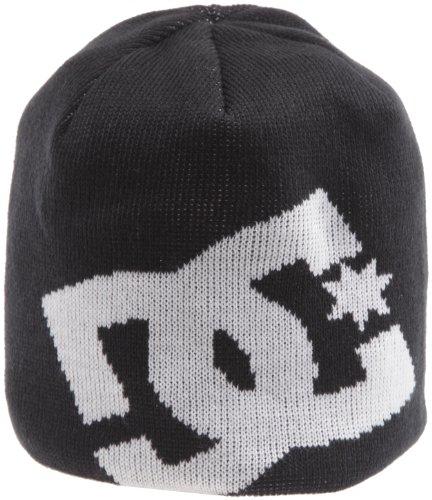 DC Shoes Herren Hat BIG STAR M BLK Hat, schwarz, One size